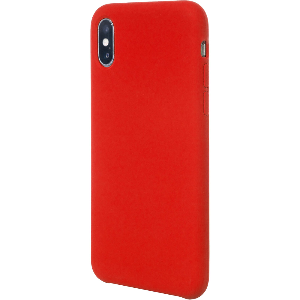Husa Capac Spate Liquid Rosu APPLE iPhone Xs Max