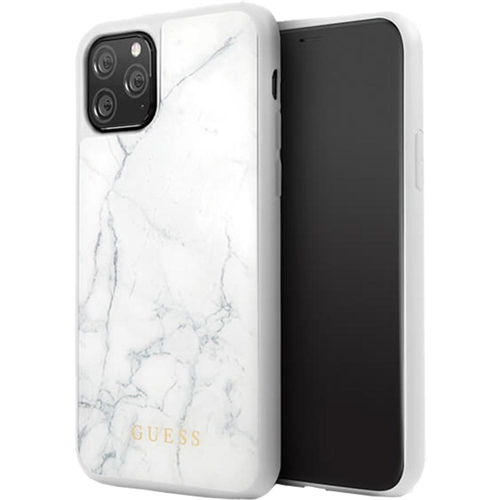 Husa Capac Spate Marble Alb APPLE iPhone 11 Pro