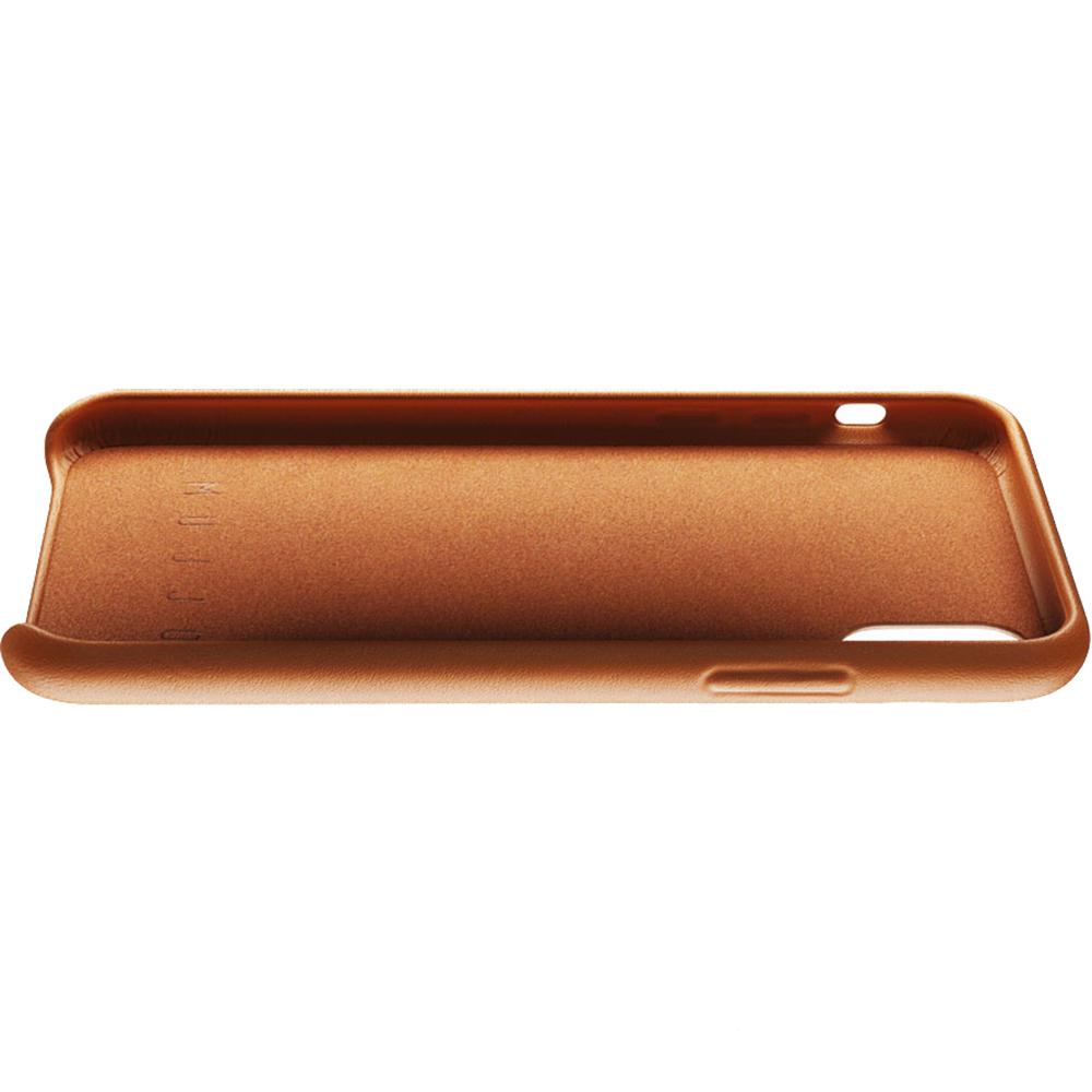 Husa Capac Spate Maro APPLE iPhone X, iPhone Xs