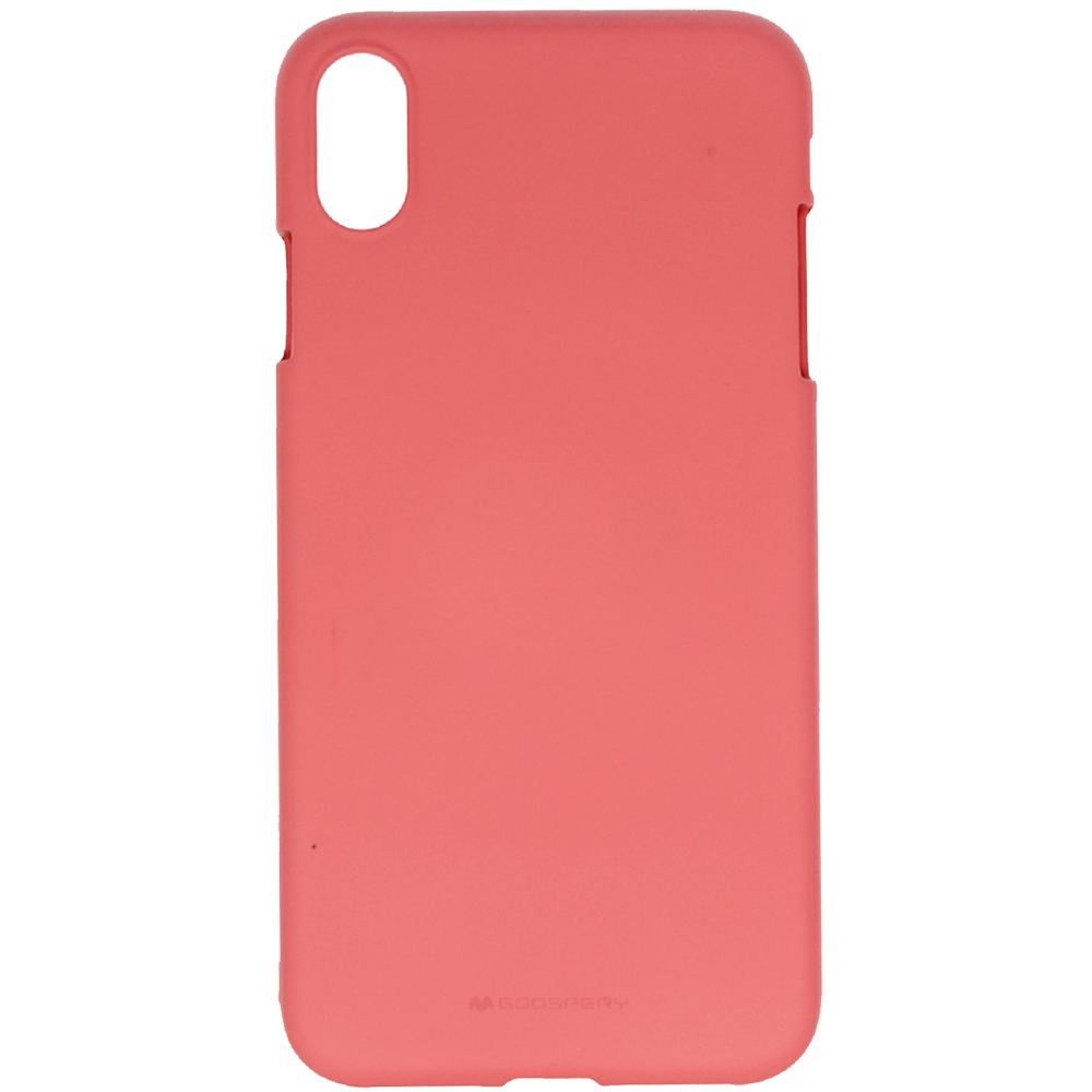 Husa Capac Spate Mercury Roz APPLE iPhone Xs Max