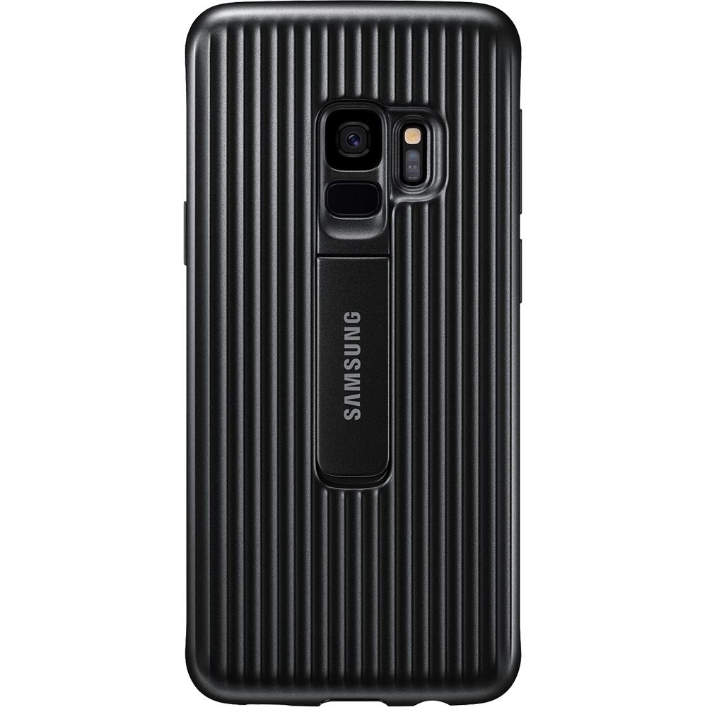 Husa Capac Spate Negru SAMSUNG Galaxy S9