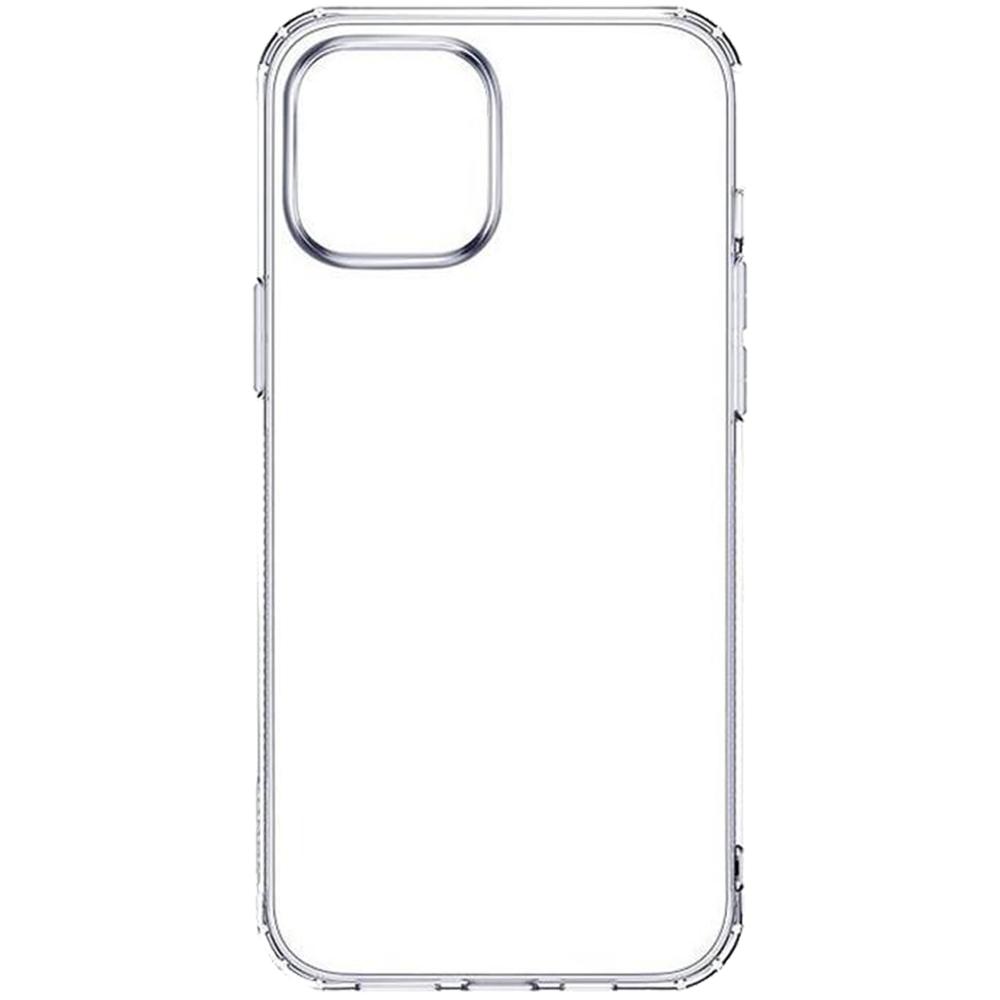 Husa Capac Spate New T Series Transparent APPLE Iphone 12 Pro Max