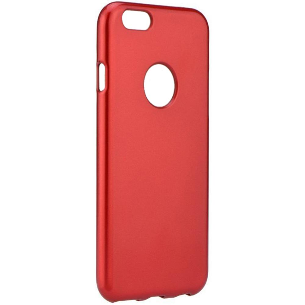 Husa Capac spate Painted Rosu Apple iPhone 7, iPhone 8