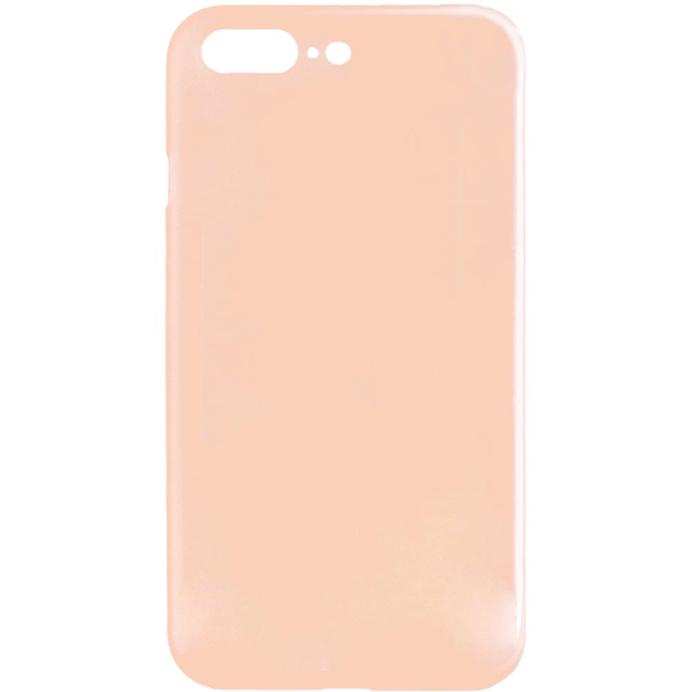 Husa Capac Spate Slim Auriu Apple iPhone 7 Plus, iPhone 8 Plus