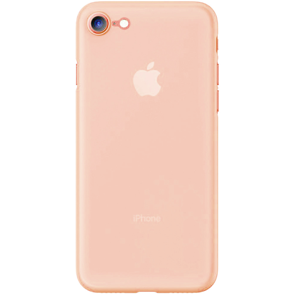 Husa Capac Spate Slim Auriu Apple iPhone 7, iPhone 8