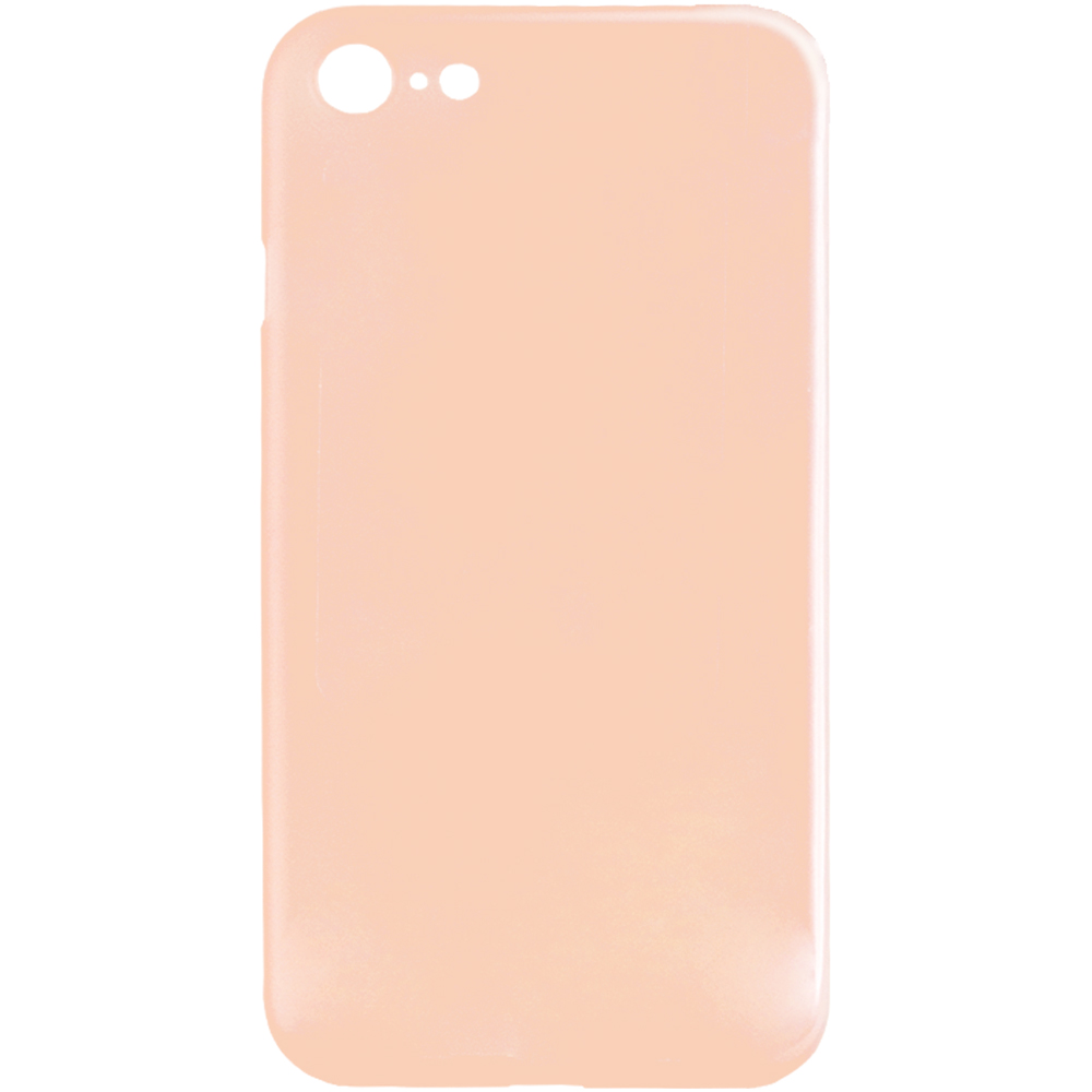 Husa Capac Spate Slim Auriu Apple iPhone 7, iPhone 8, iPhone SE 2020