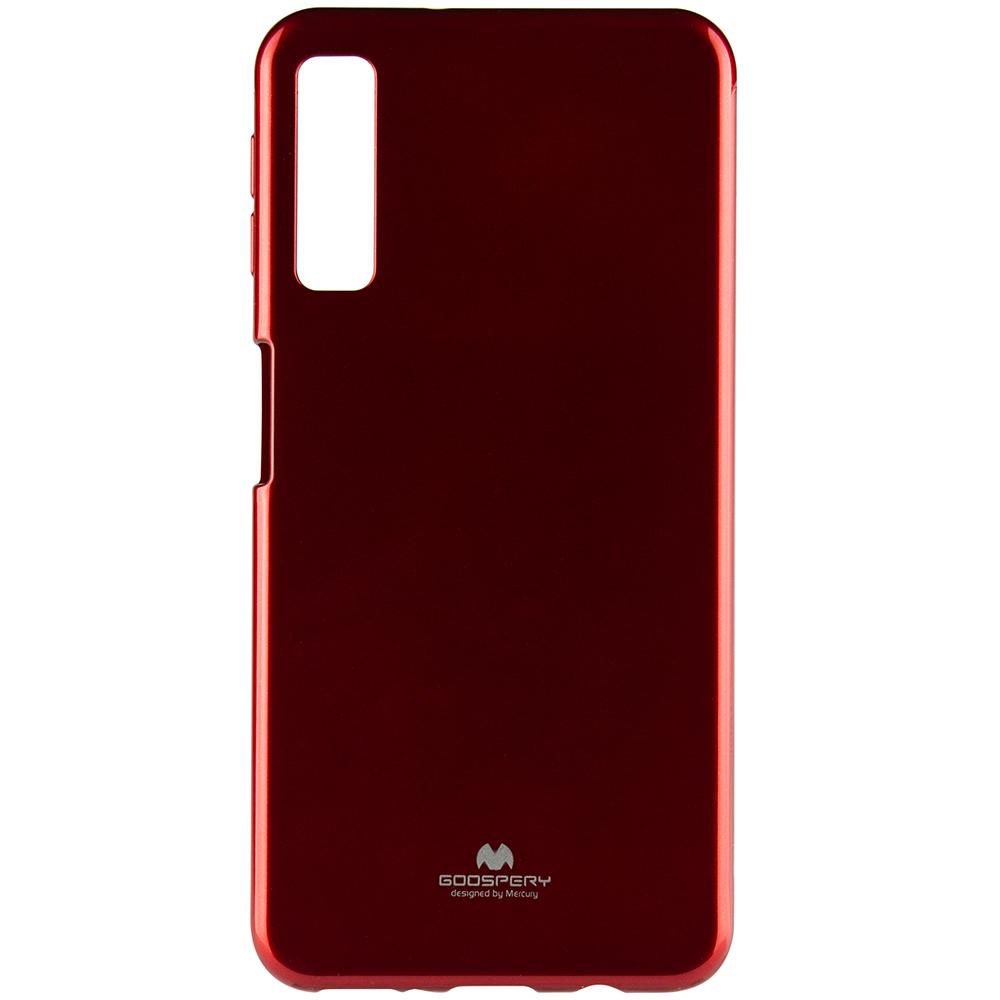 Husa Capac Spate Rosu Samsung A7 2018
