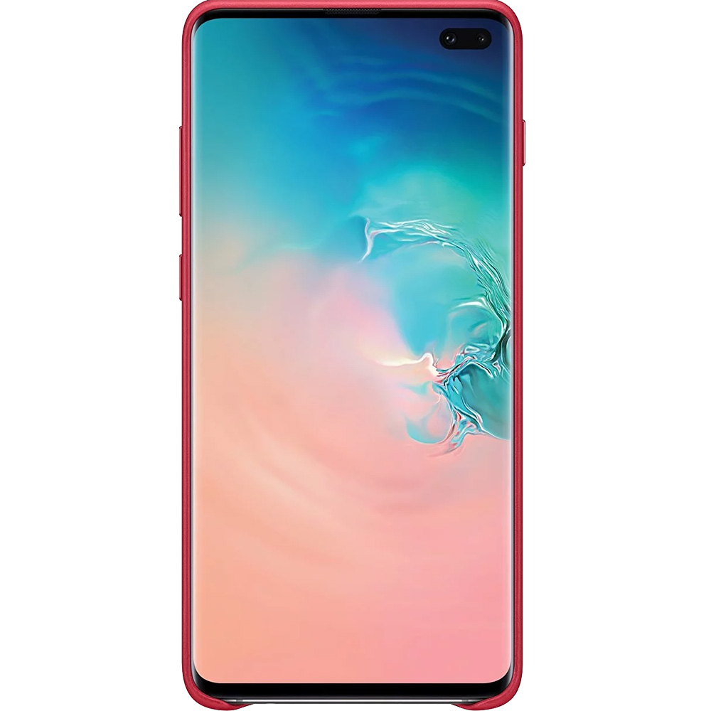 Husa Capac Spate Rosu SAMSUNG Galaxy S10 Plus
