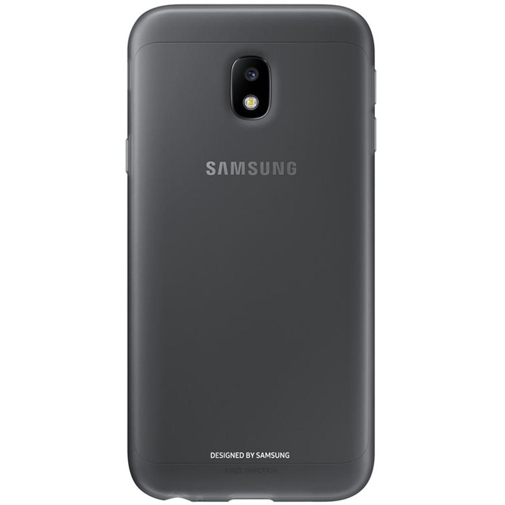 Husa Capac Spate Jelly Negru SAMSUNG Galaxy J3 2017