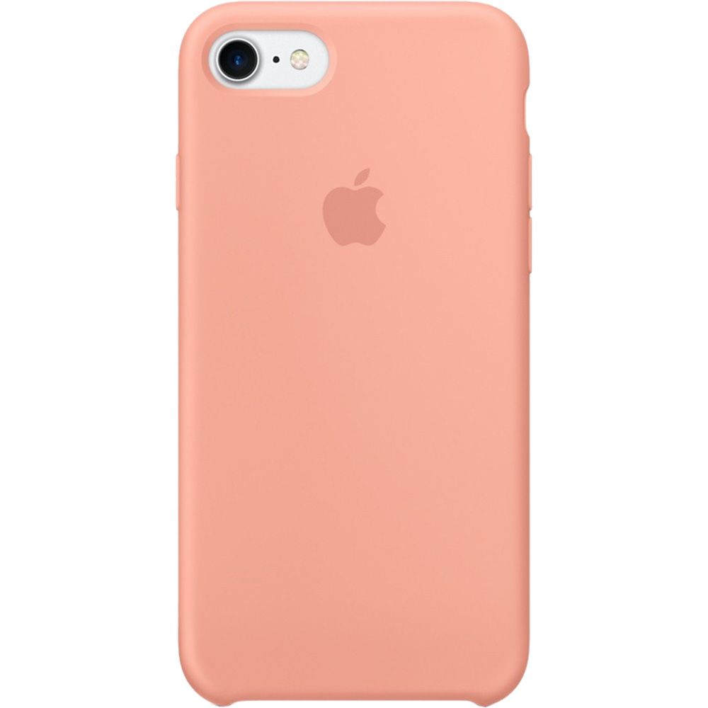 Husa Capac Spate Silicon Flamingo Roz Apple iPhone 7