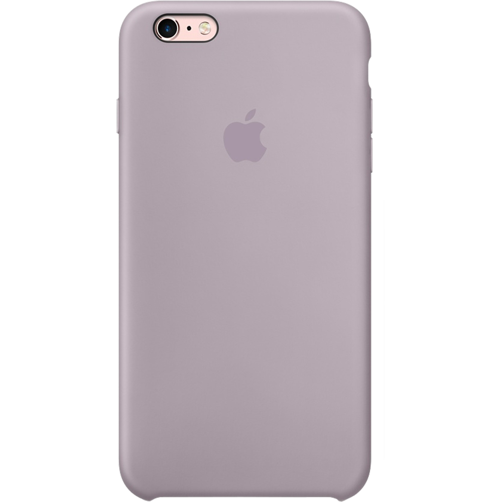 Husa Capac Spate Silicon Lavander Gri APPLE iPhone 6S