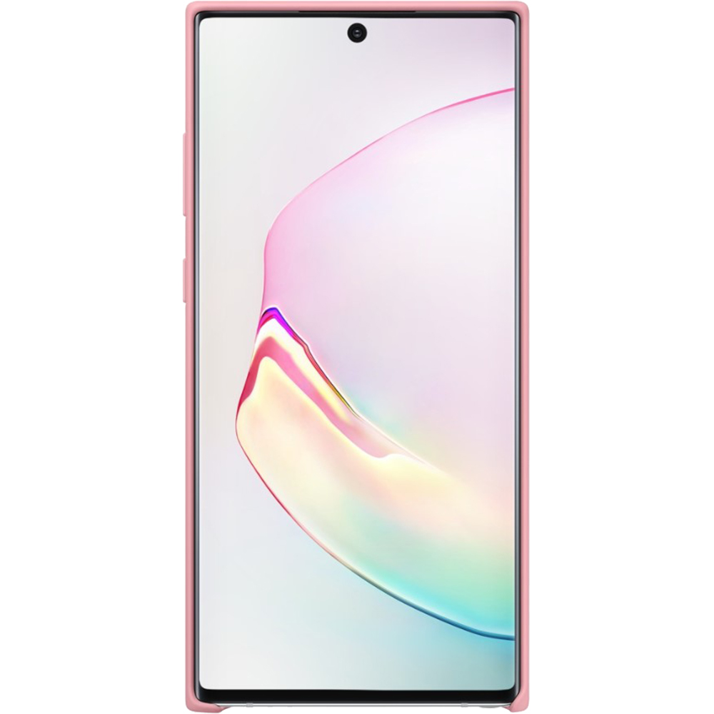 Husa Capac Spate Silicon Roz SAMSUNG Note 10 Plus