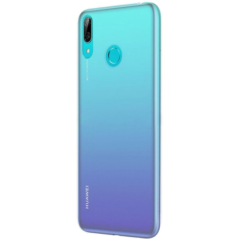 Husa Capac Spate Silicon Transparent Huawei Y6 (2019)