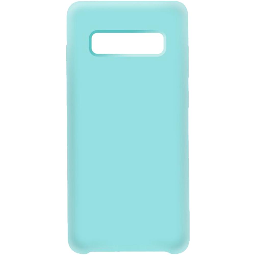 Husa Capac Spate Silicon Vennus Mint Verde SAMSUNG Galaxy S10 Plus