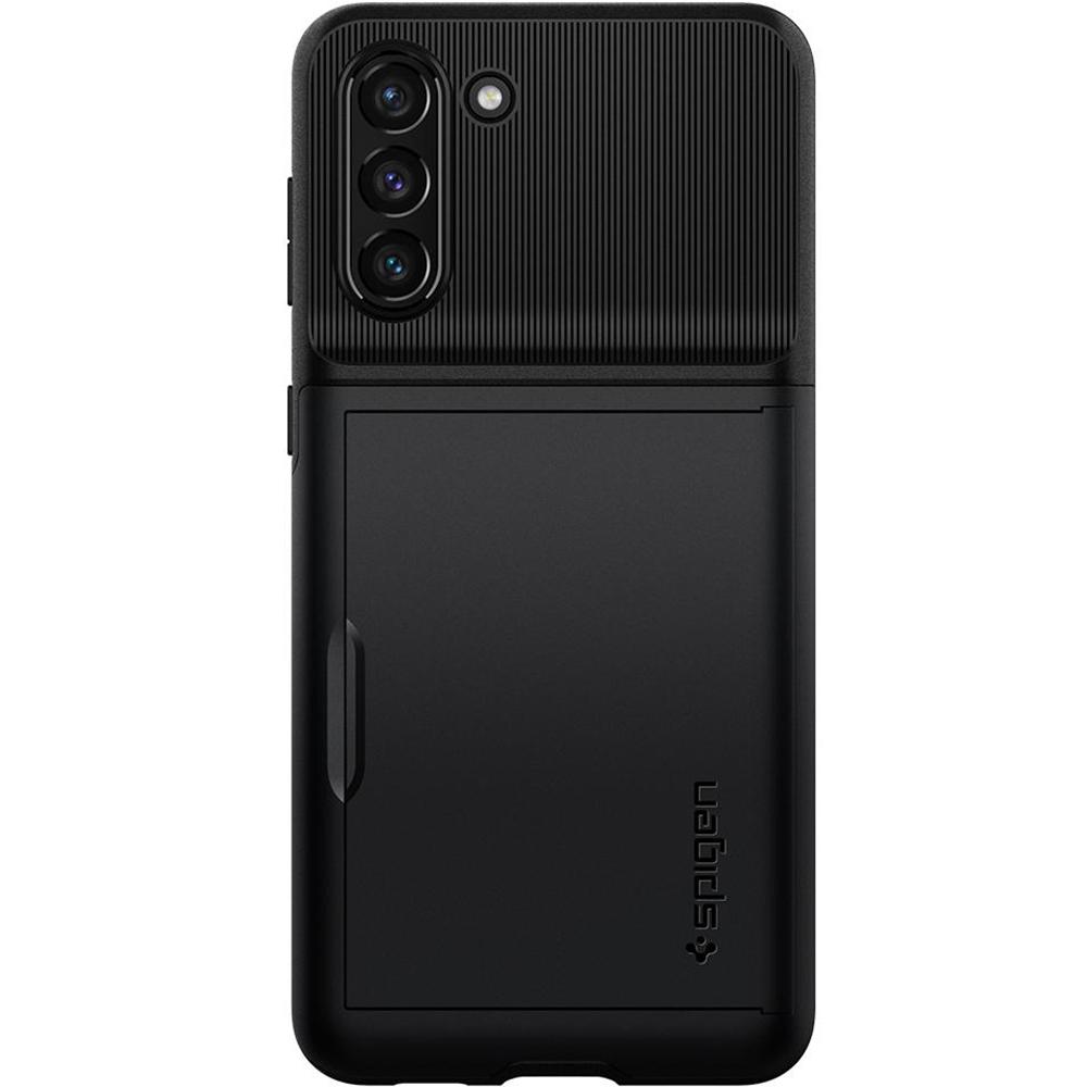 Husa Capac Spate Slim Armor Negru SAMSUNG Galaxy S21 Plus