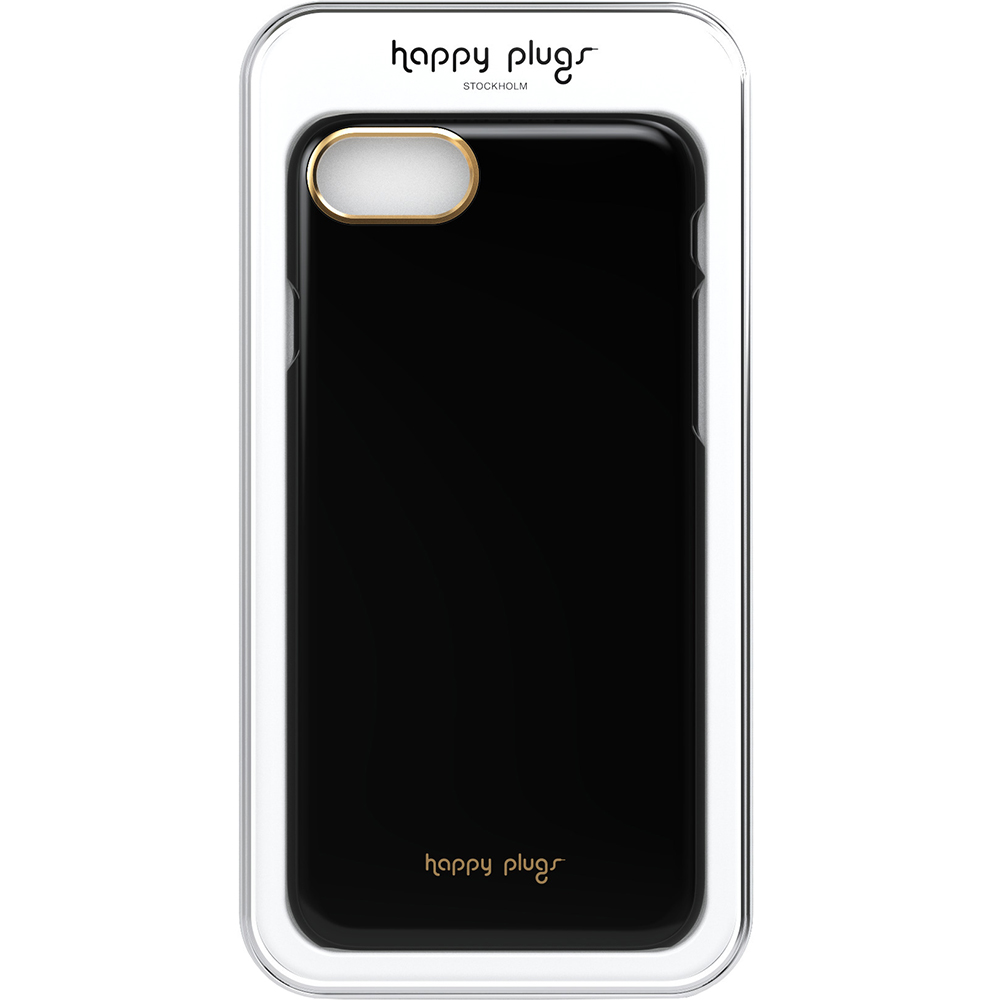 Husa Capac Spate Slim Negru Apple iPhone 7, iPhone 8