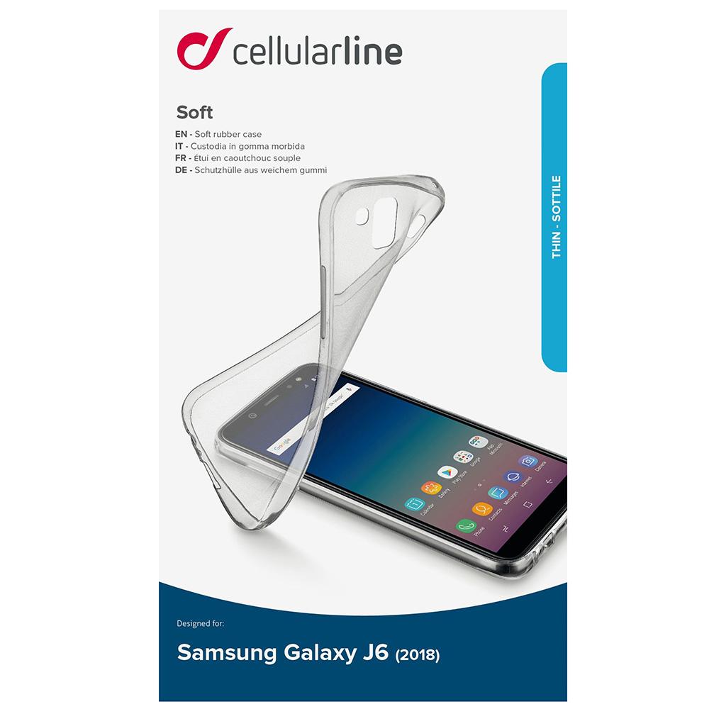 Husa Capac Spate Soft SAMSUNG Galaxy J6 2018