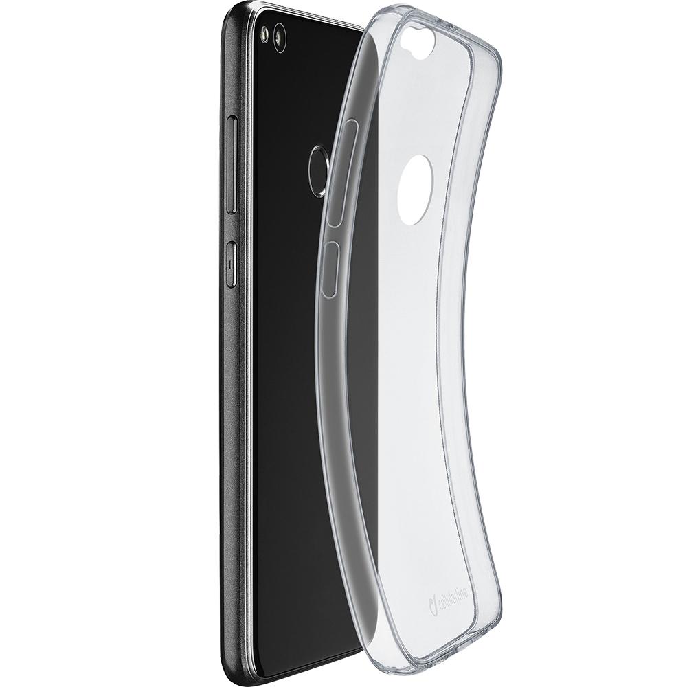 Husa Capac Spate Soft Transparent HUAWEI P8 Lite 2017