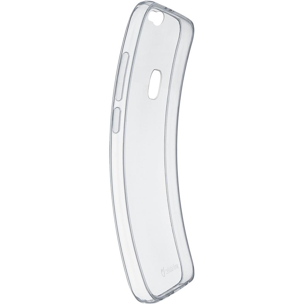 Husa Capac Spate Soft Transparent HUAWEI P10 Lite