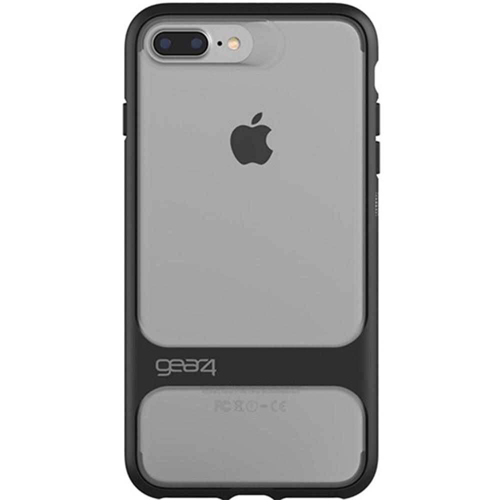 Husa Capac Spate Soho Negru Apple iPhone 7 Plus, iPhone 8 Plus