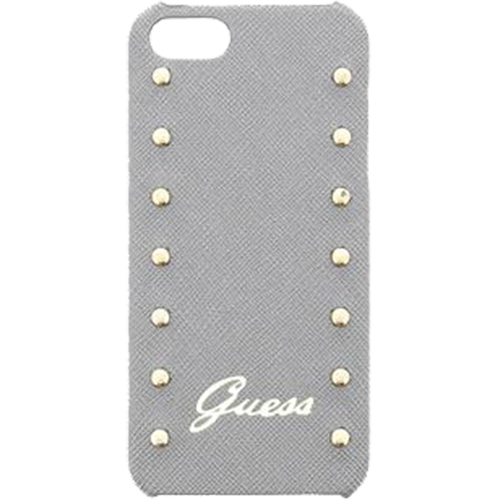 Husa capac spate studded gri apple iphone 5, iphone 5s