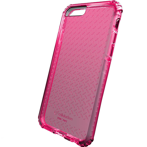 Husa Capac Spate Tetra Roz Apple iPhone 7, iPhone 8