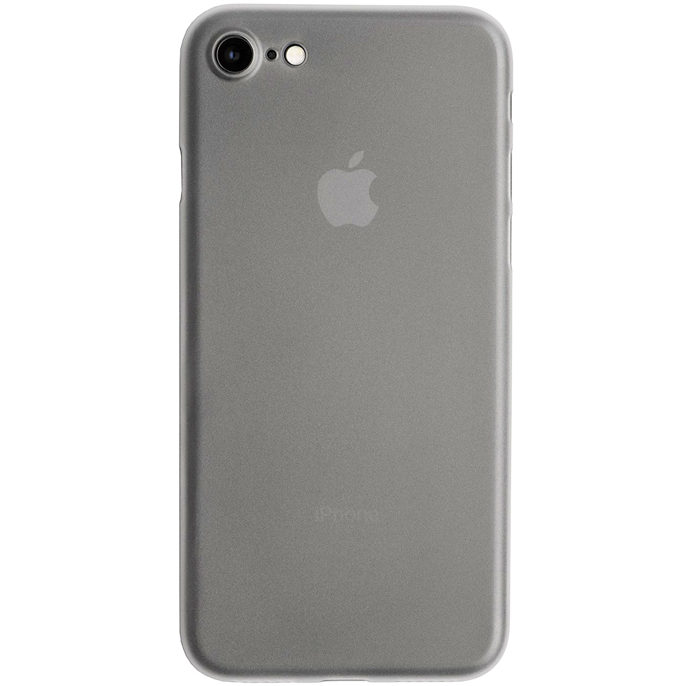 Husa Capac Spate Slim Alb Apple iPhone 7, iPhone 8, iPhone SE 2020