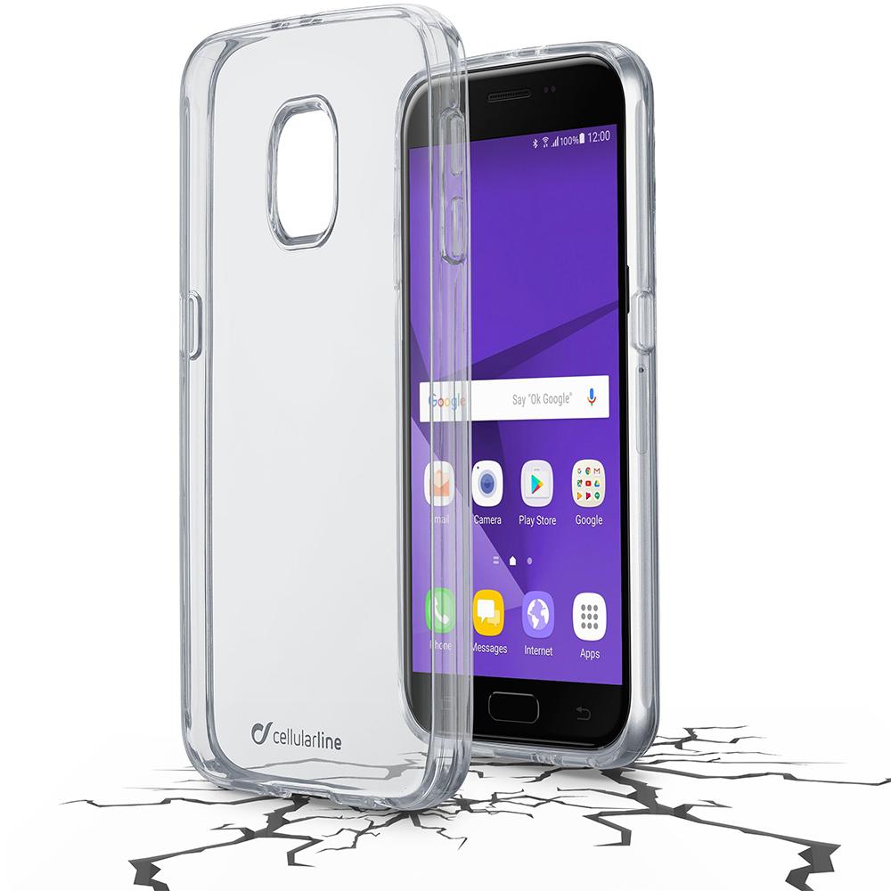 Husa Capac Spate Transparent SAMSUNG Galaxy J3 2017