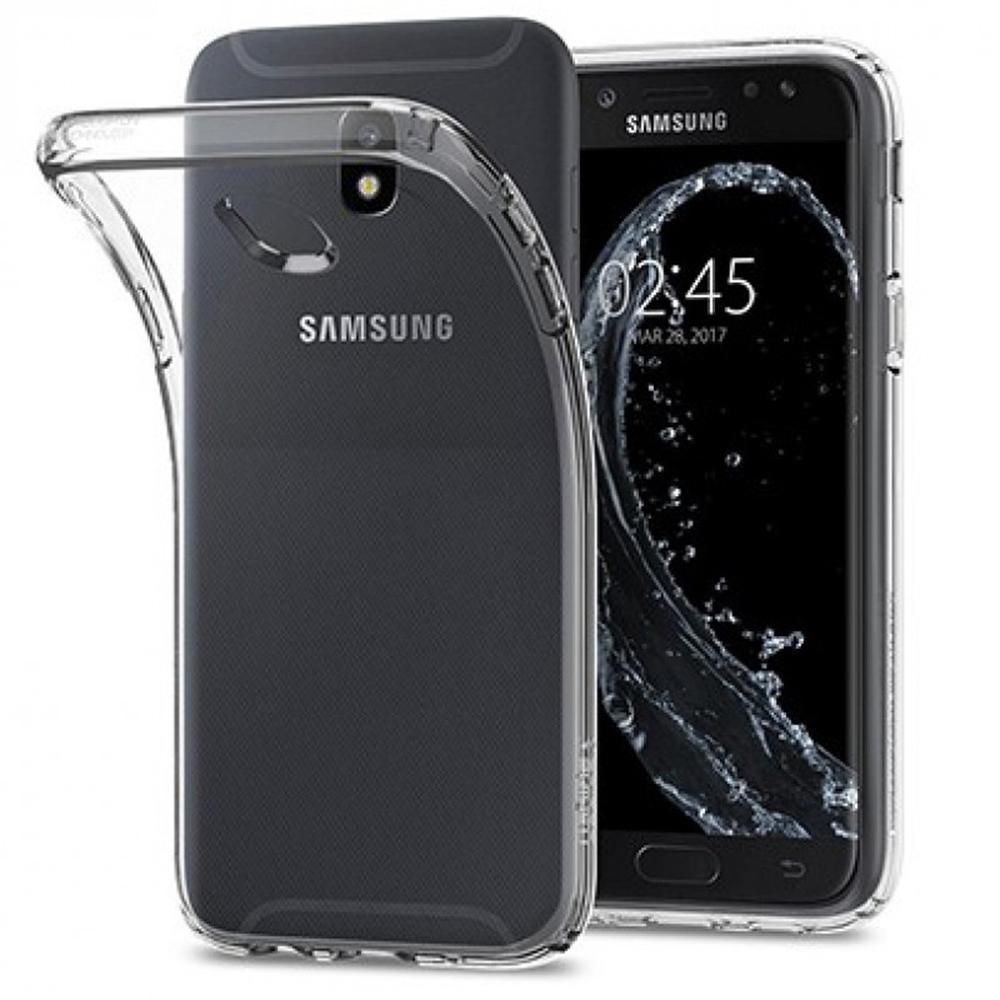 Husa Capac Spate Transparent SAMSUNG Galaxy J5 2017