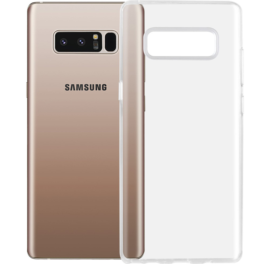Husa Capac Spate Transparent SAMSUNG Galaxy Note 8
