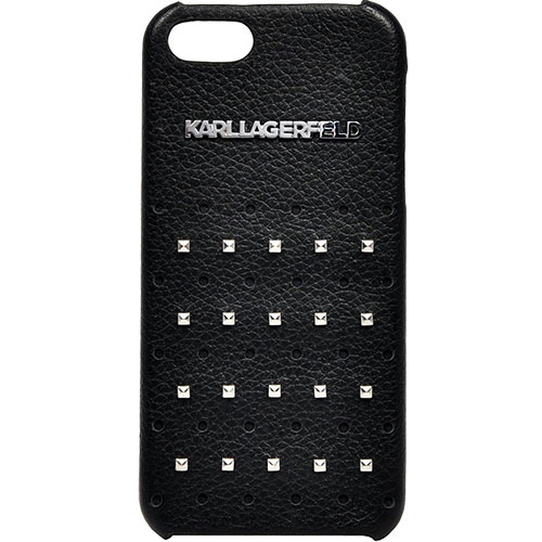 KARL LAGERFELD Negru KLHCP5TRSB APPLE iPhone 5s, iPhone SE