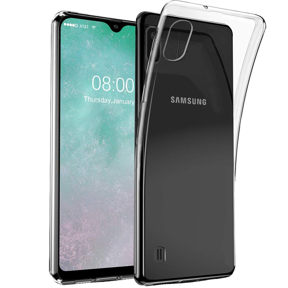 Husa Capac Spate Ultra Clear Transparent SAMSUNG Galaxy A10