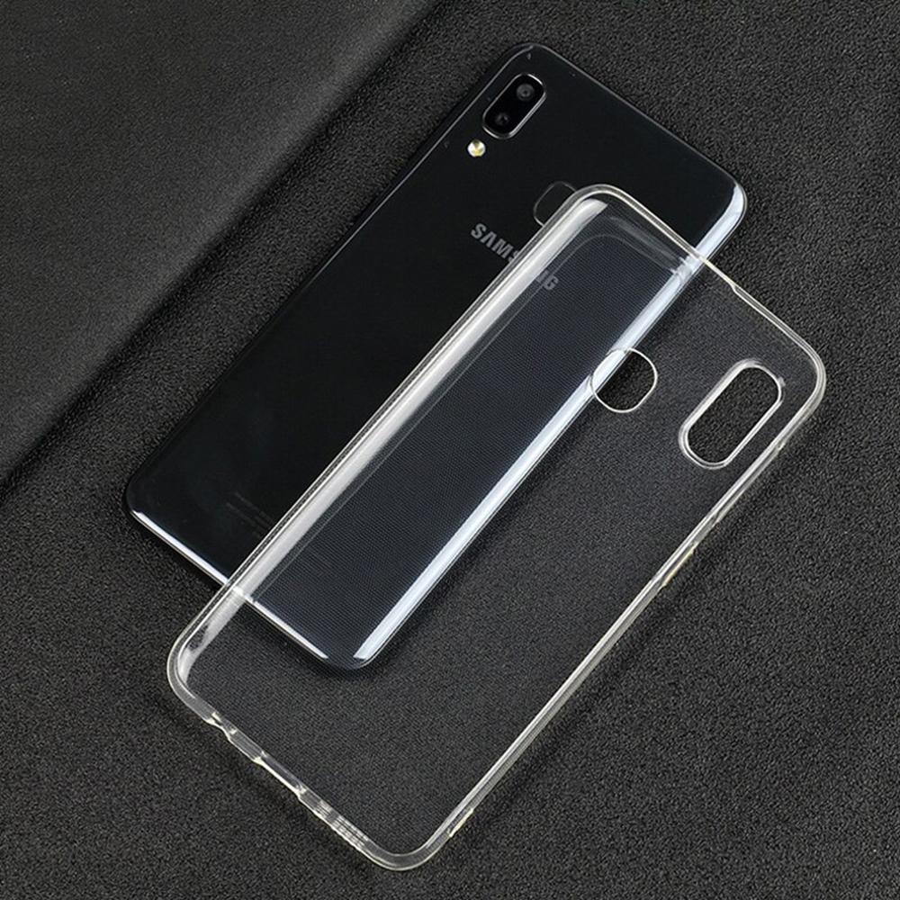 Husa Capac Spate Ultra Clear Transparent SAMSUNG Galaxy A20e