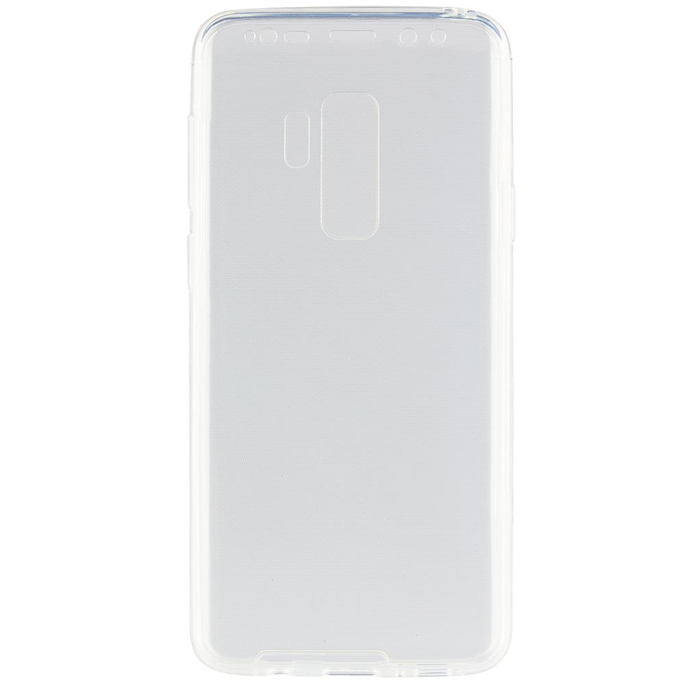 Husa Capac Spate Ultra Slim 360 Transparent SAMSUNG Galaxy S9 Plus