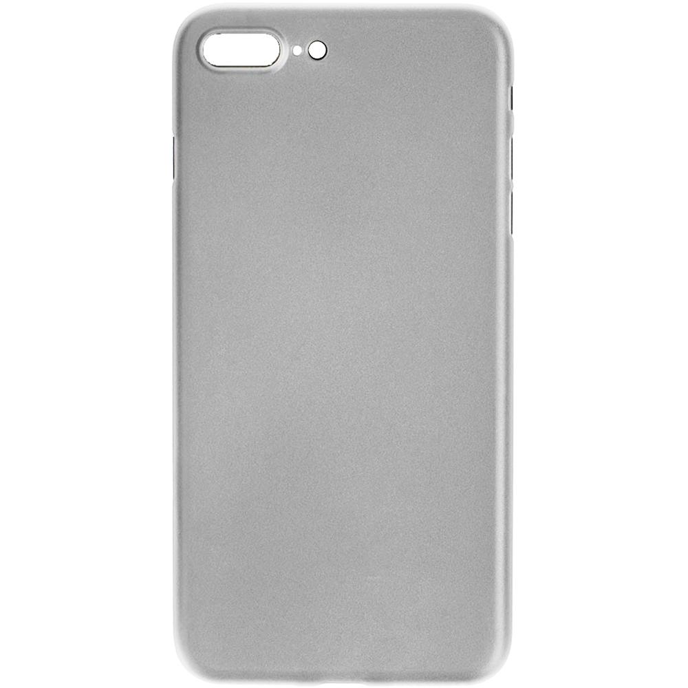 Husa Capac Spate Ultra Slim Negru Apple iPhone 7 Plus, iPhone 8 Plus