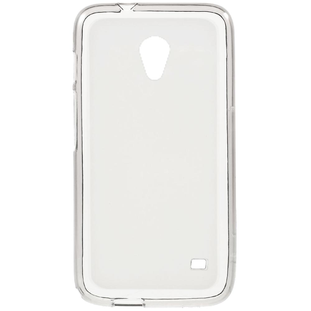 Husa Capac Spate Ultra Slim Transparent ALCATEL One Touch Pixi 4 (5