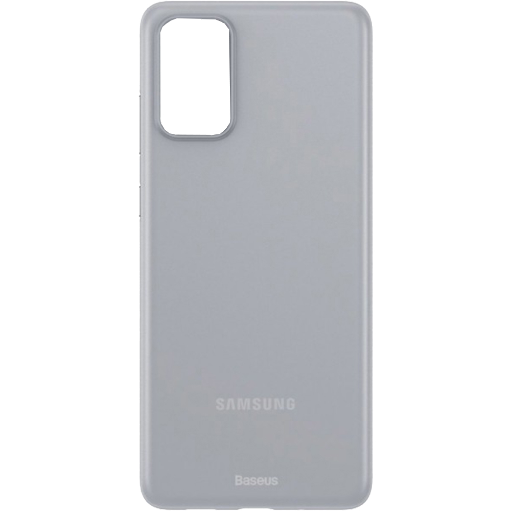 Husa Capac Spate Ultra Thin Transparent SAMSUNG Galaxy S20