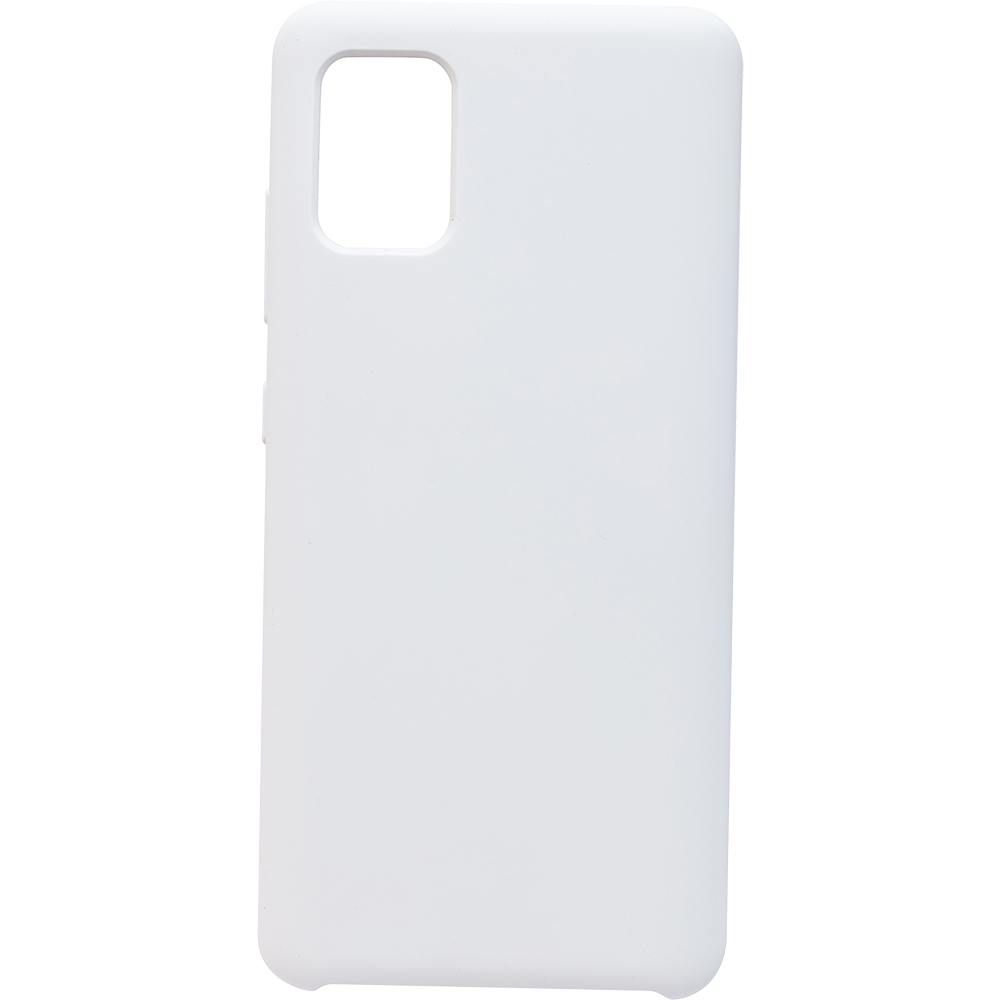 Husa Capac Spate Vennus Silicon Lite Alb SAMSUNG Galaxy A51