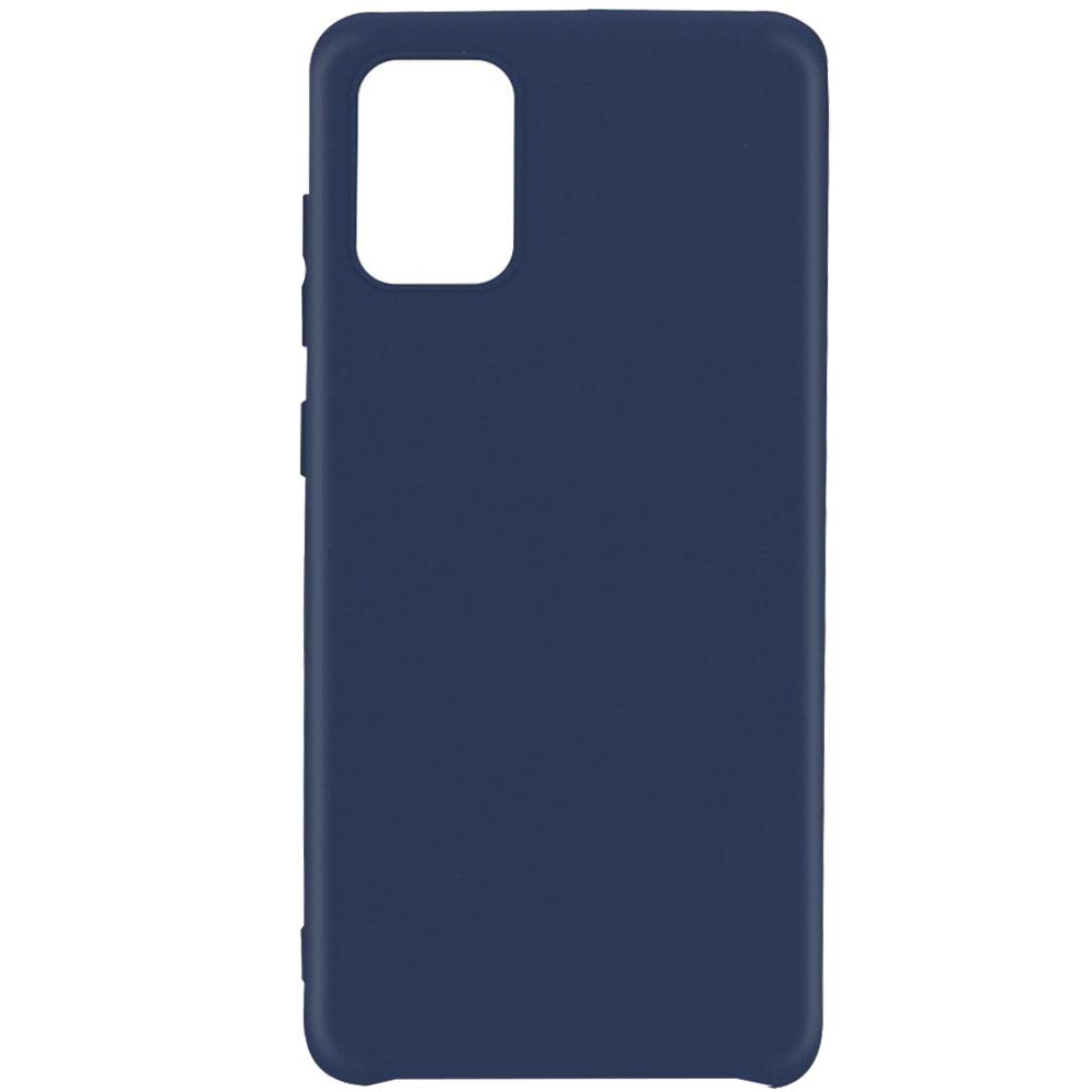 Husa Capac Spate Vennus Silicon Lite Navy Albastru SAMSUNG Galaxy A71