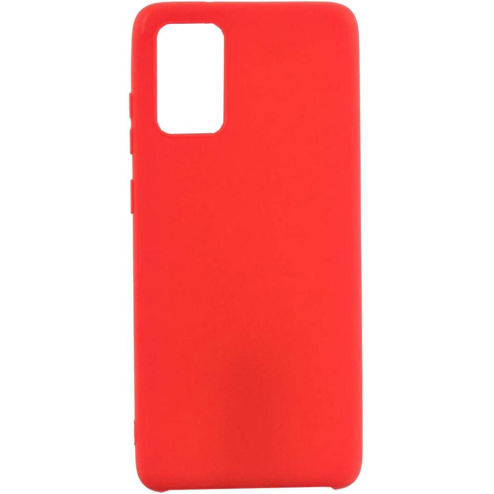 Husa Capac Spate Vennus Silicon Lite Rosu SAMSUNG Galaxy S20 Ultra
