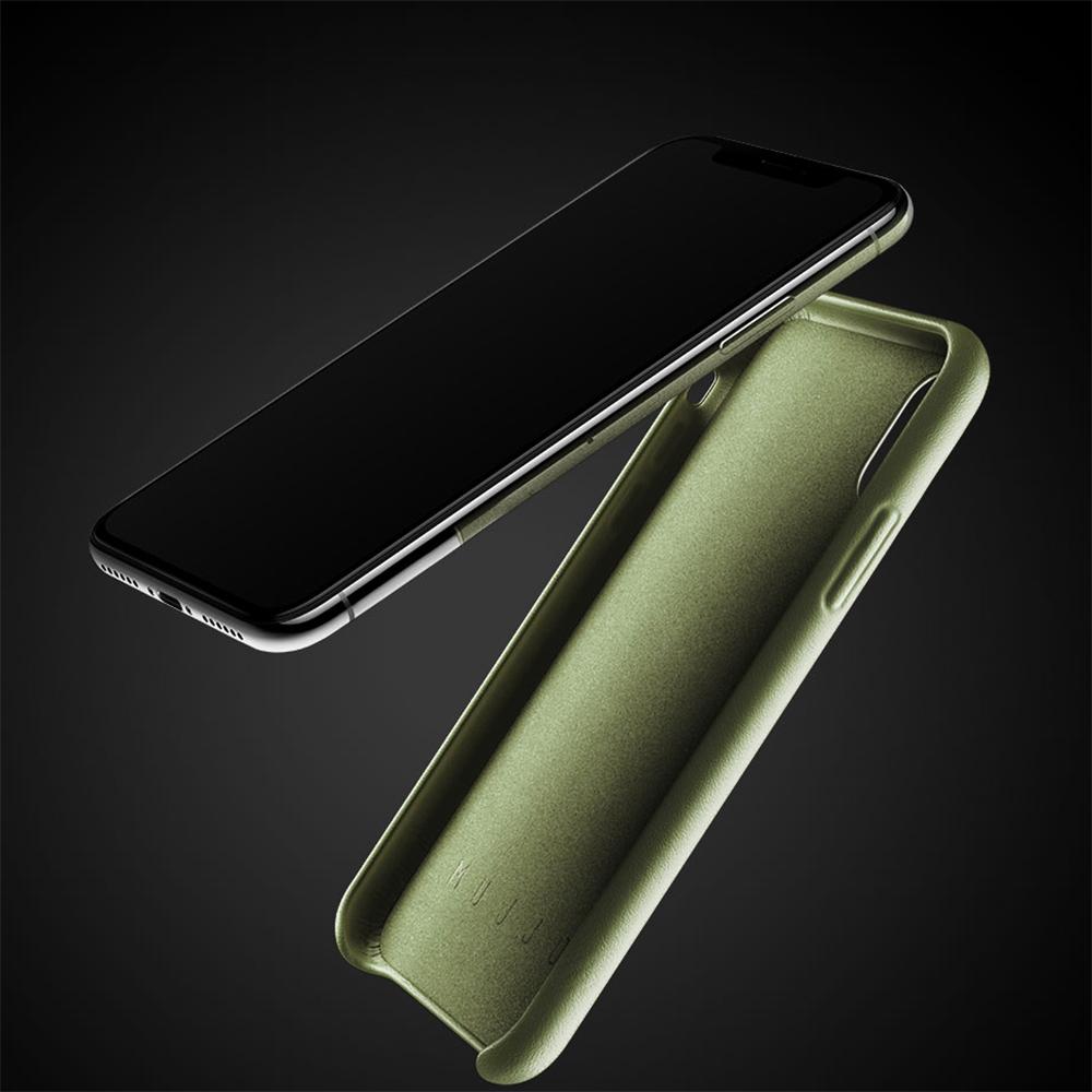 Husa Capac Spate Verde APPLE iPhone X