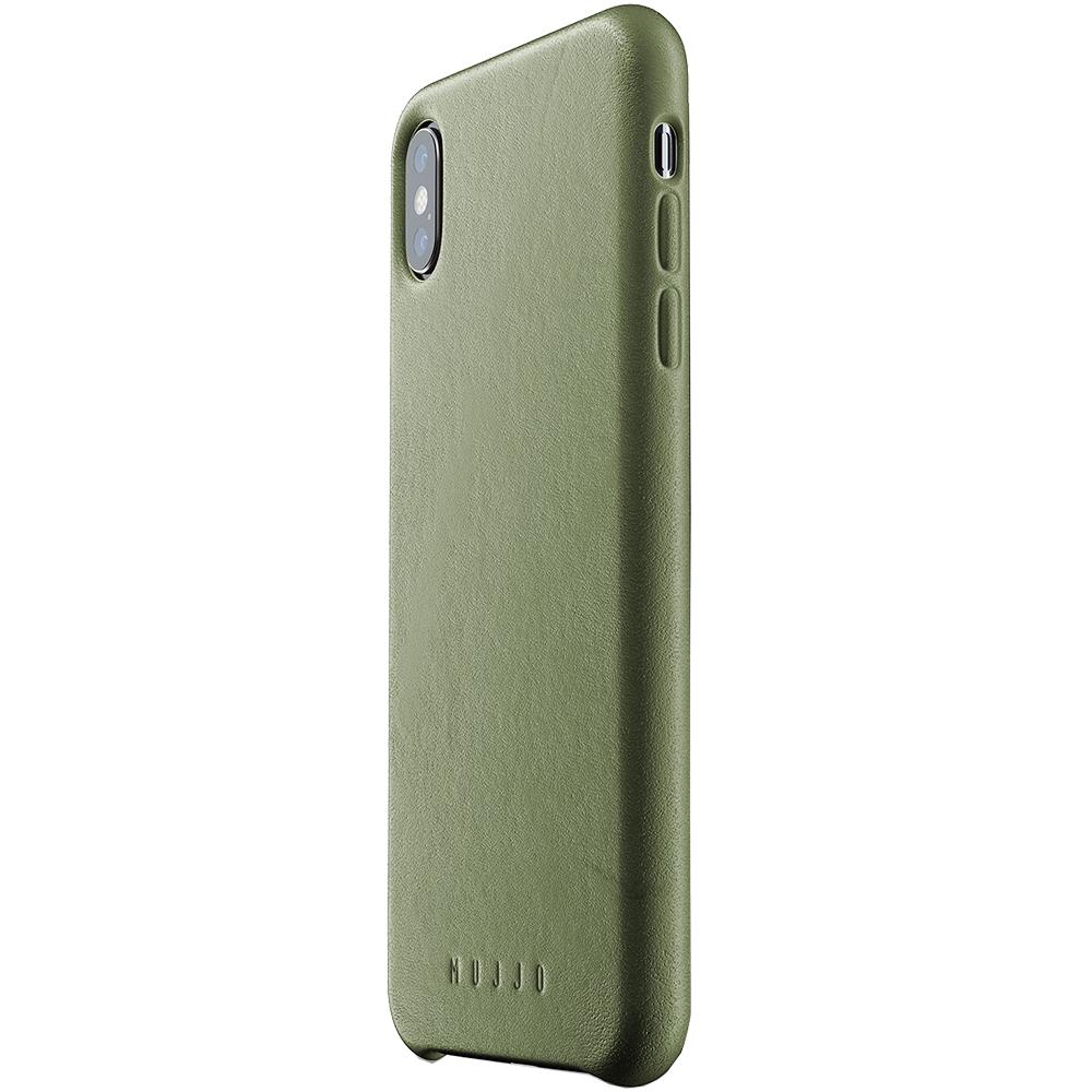 Husa Capac Spate Verde APPLE iPhone Xs Max