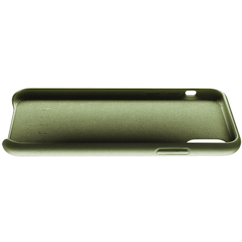 Husa Capac Spate Wallet Verde APPLE iPhone Xs Max