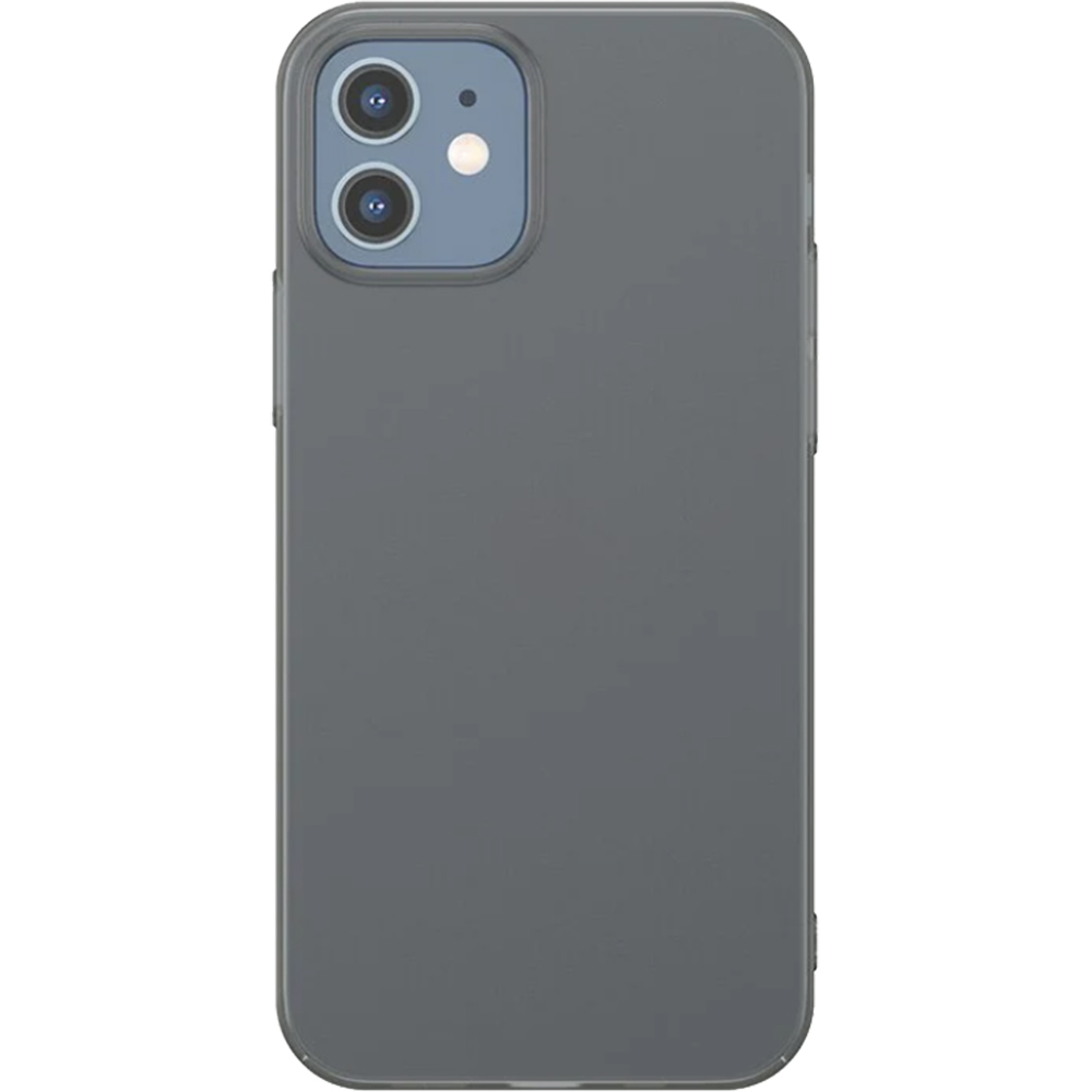 Husa Capac Spate Wing Ultrathin Negru APPLE Iphone 12 mini