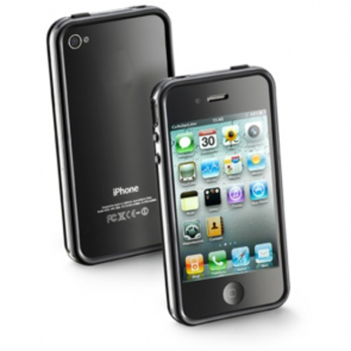 Husa Bumper Negru APPLE iPhone 4s