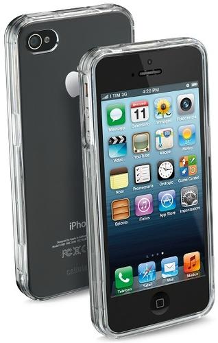 Husa Capac spate Invisible Alb APPLE iPhone 5s, iPhone SE