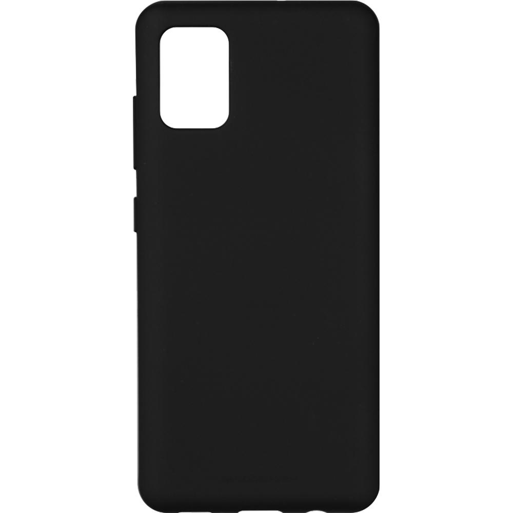Husa Mercury Soft Negru SAMSUNG Galaxy A51
