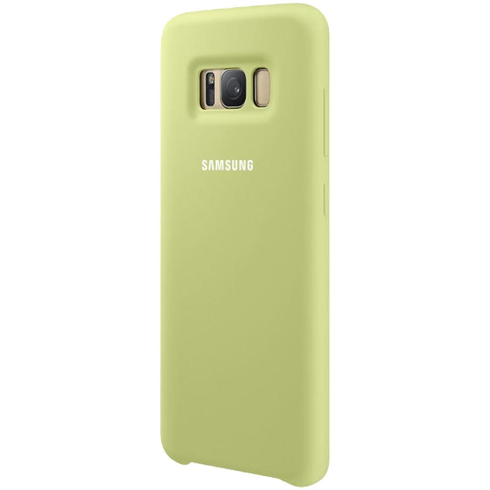 Husa Capac Spate Silicon Cover Verde SAMSUNG Galaxy S8 Plus