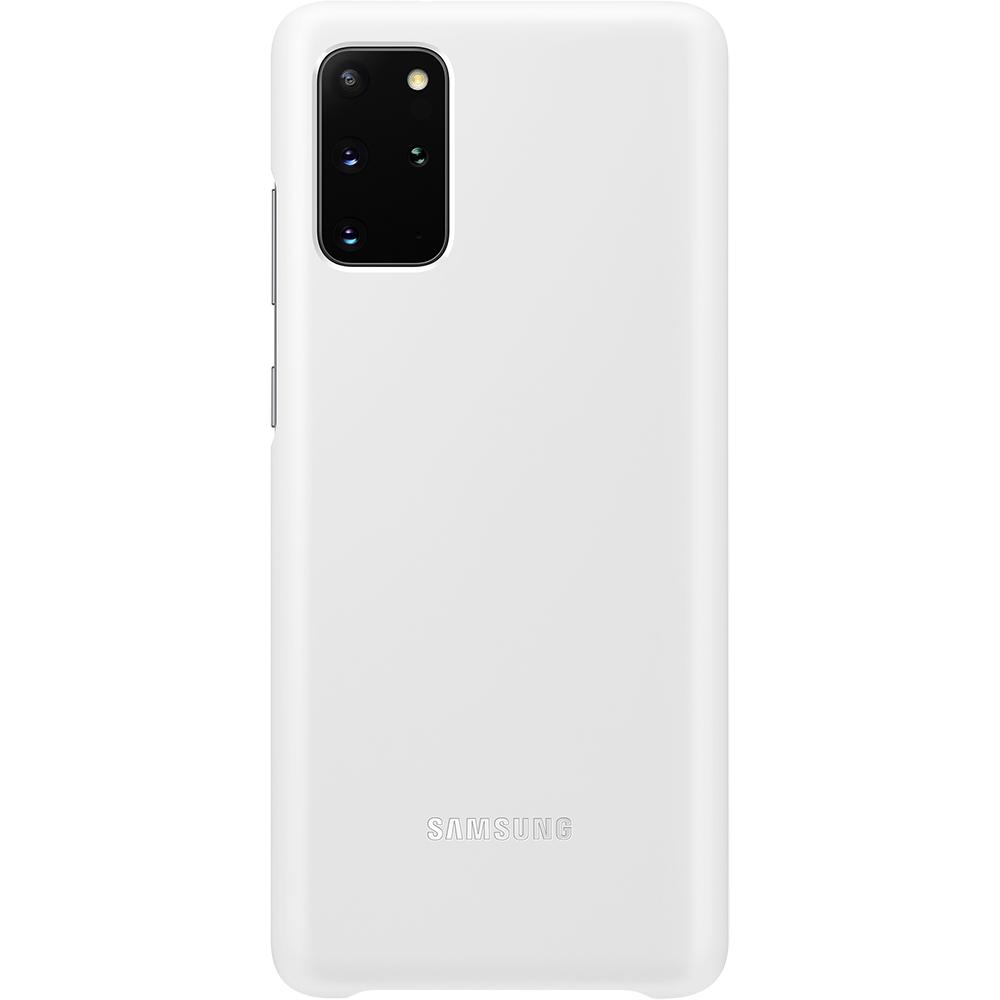 Husa Smart LED Alb SAMSUNG Galaxy S20 Plus