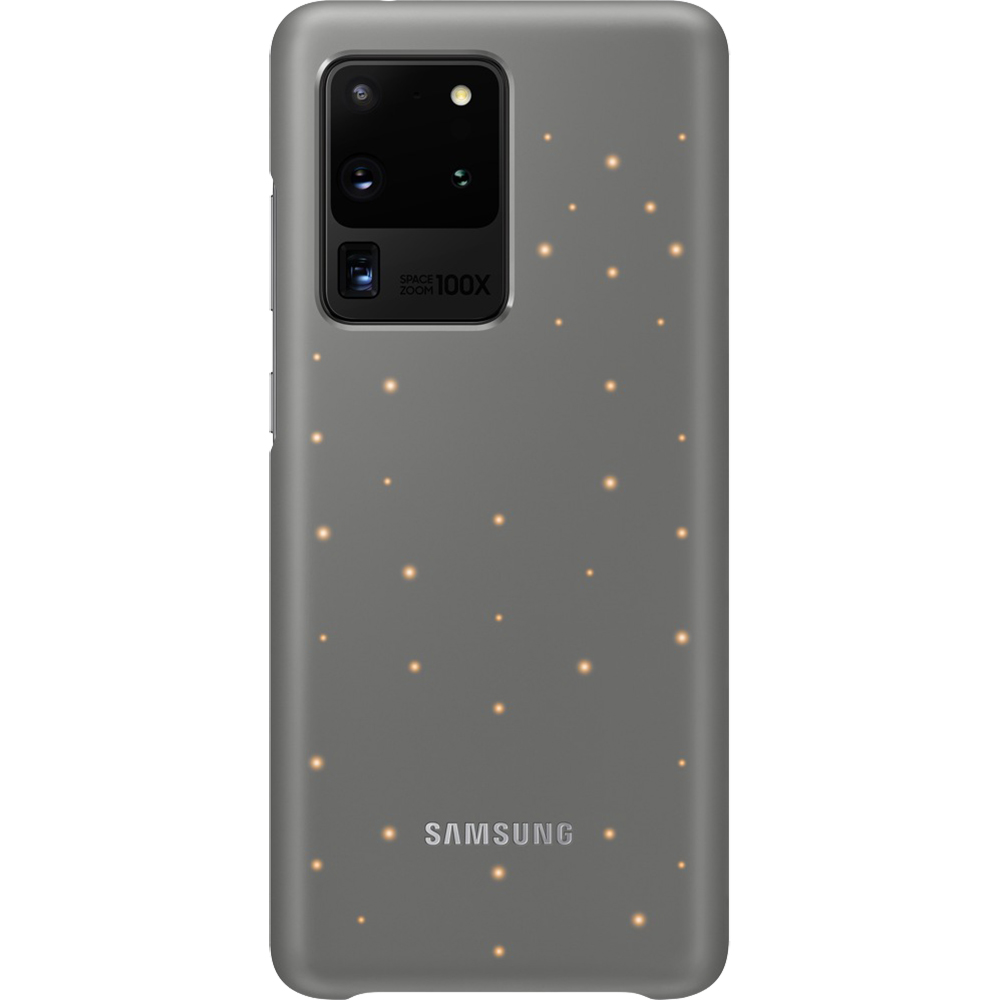 Husa Smart LED Gri SAMSUNG Galaxy S20 Ultra